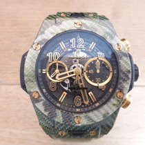Hublot - Big Bang Unico Italia Independent Green Camo -...
