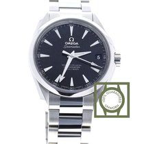 Omega Seamaster Aqua Terra Master Co-Axial 38.5mm Black NEW
