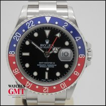 Rolex GMT-Master II Pepsi Serial Y  'WITHOUT HOLES'