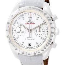 Omega Speedmaster Professional Moonwatch Ceramic 44.2mm White