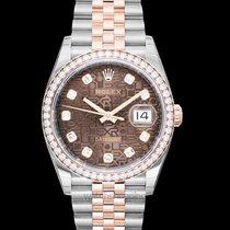 Rolex Růžové zlato Automatika 126281rbr nové
