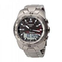 Tissot T-Touch Expert reloj deportivo de caballero en titanio.