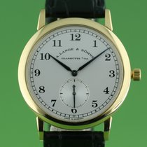A. Lange & Söhne 1815 yellow gold with travel case