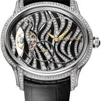 Audemars Piguet Millenary Ladies White gold 39.5mm Mother of pearl