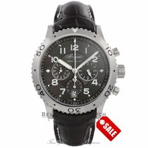 Breguet Chronograph 42mm Automatic 2015 new Type XX - XXI - XXII Brown