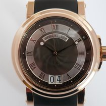 Breguet Marine occasion 39mm Or rose