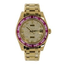Rolex Yellow gold 34mm Automatic 81348SARO new United States of America, New York, New York