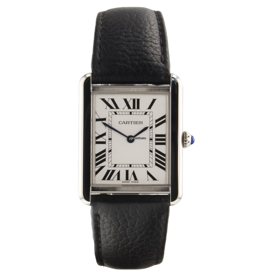 5a368a594775 Cartier Tank - all prices for Cartier Tank watches on Chrono24