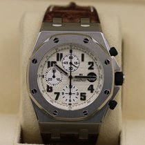 Audemars Piguet Royal Oak Offshore Chronograph pre-owned 42mm Steel