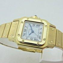 Cartier Santos (submodel) gebraucht 23.5mm Gelbgold