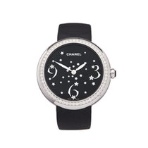 c526ae706 Chanel Women's watch Mademoiselle 38mm Quartz pre-owned Watch with original  box and original papers