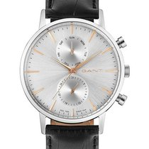 Gant W11209 Park Hill Day-Date Herren 44mm 5ATM
