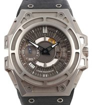 Linde Werdelin SpidoLite Titanium 44mm Black