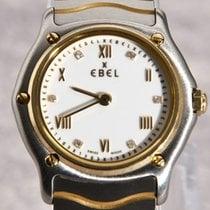Ebel 26mm Quartz tweedehands Wave Champagne