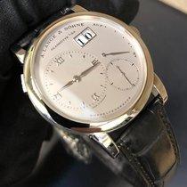 A. Lange & Söhne 101.025 Platinum Lange 1 38.5mm pre-owned
