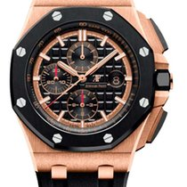 Audemars Piguet Royal Oak Offshore Chronograph Rose gold Black United States of America, Florida, North Miami Beach