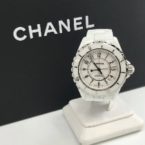 Chanel H0970 Ceramic J12 38mm pre-owned United States of America, New York, New York