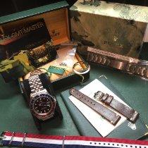 Rolex GMT-Master II Acciaio 40mm Nero Senza numeri Italia, Genova