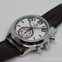 Patek Philippe Annual Calendar Chronograph Staal 40.5mm