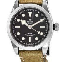 Tudor Black Bay 36 Black No numerals United States of America, New York, Brooklyn