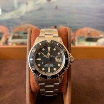 Rolex Submariner Date occasion 40mm Noir Date Acier