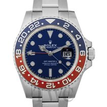 Rolex 126719BLRO White gold GMT-Master II new
