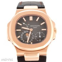 Patek Philippe new Automatic Display Back 40mm Rose gold Sapphire Glass