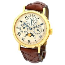 Breguet Yellow gold 37.6mm Manual winding 3437 pre-owned