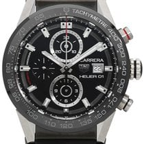 TAG Heuer Carrera Calibre HEUER 01 CAR201Z.FT6046 2018 usato
