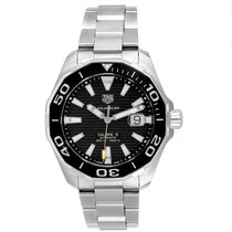 TAG Heuer Aquaracer 300M Steel 43mm Black United States of America, Georgia, Atlanta