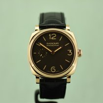 Panerai PAM00513 Or rose 2015 Radiomir 1940 42mm occasion