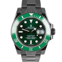 Rolex Submariner Date 116610 LV подержанные