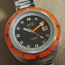 Eberhard & Co. Steel 43mm Automatic pre-owned