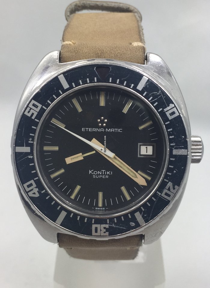 96659c9e120 Pre-Owned Eterna Watches for Sale - Explore Watches at Chrono24