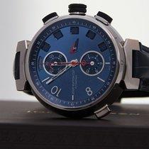 Louis Vuitton Tambour Spin Time Regatta Chronograph