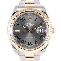 Rolex Datejust II M 116333 with box and service papers
