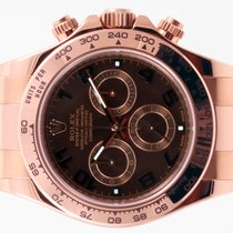 Rolex DAYTONA ROSE GOLD CHOCCOLATE DIAL