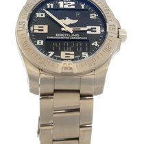 Breitling Aerospace EVO Titanium 43mm Black Arabic numerals