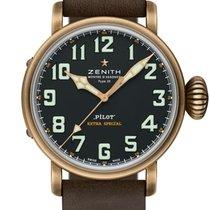 Zenith Pilot Type 20 Extra Special Bronze 29.2430.679/21.C753