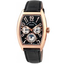 Franck Muller Master Banker new 42mm Rose gold