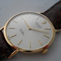 Rolex Cellini Gold 18k Ref.3738 Only Watch