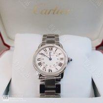 Cartier Ronde Solo de Cartier ny 29mm Stål