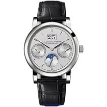 A. Lange & Söhne Saxonia new Automatic Watch with original box and original papers 330.025