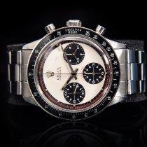 Rolex 6241 Paul Newman Stahl 1969 Daytona gebraucht