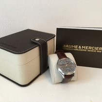 Baume & Mercier 43mm Automatisk 2016 ny Clifton Grå