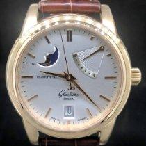 Glashütte Original 39mm Automatisch 2002 tweedehands Wit