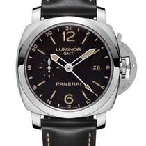 Panerai Luminor 1950 3 Days GMT Automatic PAM00531 new