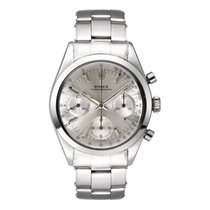Rolex 6238 Steel 1966 Chronograph 36mm pre-owned