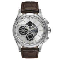 Hamilton Jazzmaster new Automatic Chronograph Watch with original box H32756551
