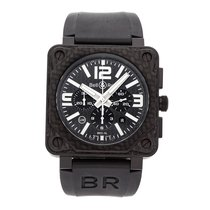Bell & Ross BR 01-94 Chronographe Carbon 46mm Black Arabic numerals United States of America, Pennsylvania, Bala Cynwyd